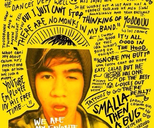 5sos and calum image