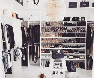 closet, clothes, and inspiration image