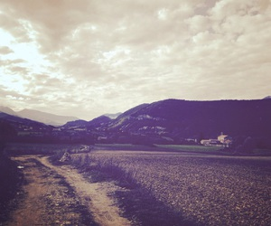 campagne, paysage, and colline image