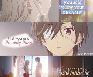 anime, charlotte, and couple image