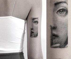 tattoo, theme, and art image