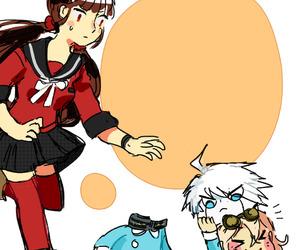 comic, keebo, and iruma miu image