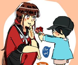 comic, saihara shuuichi, and anime manga image