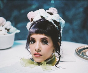 melanie martinez, milk and cookies, and cry baby image