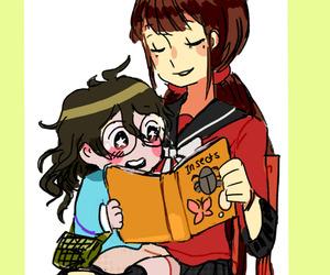 comic, kids, and anime manga image