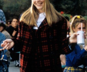 Clueless, 90s, and movie image