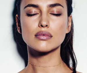 model, irina shayk, and beauty image