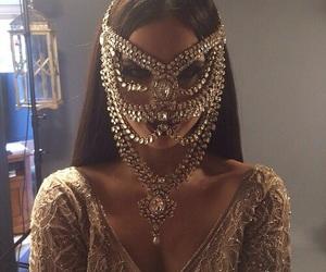 gold, luxury, and diamond image