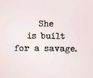savage image