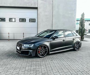 audi and rs3 image