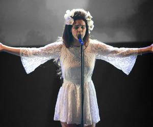 lana del rey, Queen, and angel image