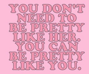 quotes, pink, and pretty image