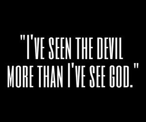 band, black, and Devil image