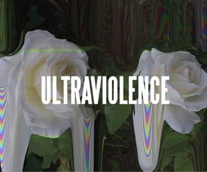 ultraviolence, lana del rey, and grunge image