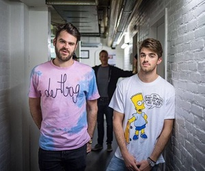 boys, t-shirt, and the chainsmokers image