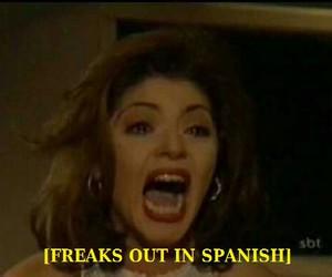 meme, mood, and spanish image