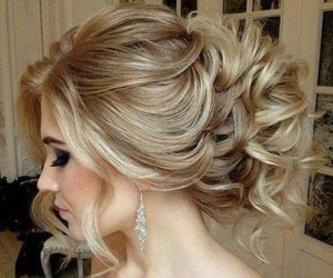 bal, mariage, and blond image