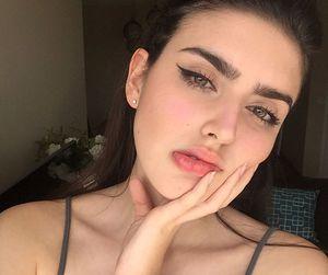 alternative, babe, and beauty image