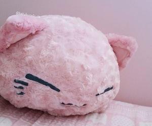pastels, pink, and plushies image
