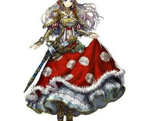 anime girl and anime princess image