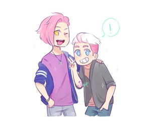 love, 💗, and fnafhs image