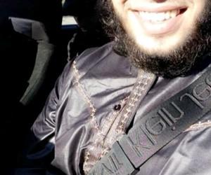 men, muslim, and smile image