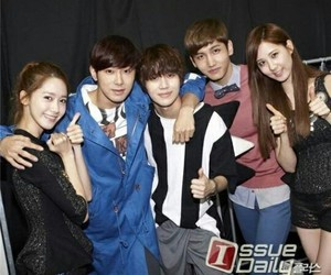 SHINee, snsd, and tvxq image