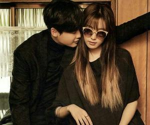 han hyo joo, lee jong suk, and korea image