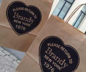 brandy melville, new york, and shopping image