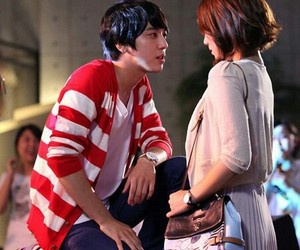 park shin hye, heartstrings, and jung yong hwa image