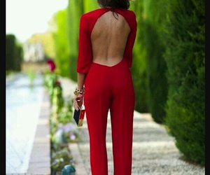 backless, red, and classy image