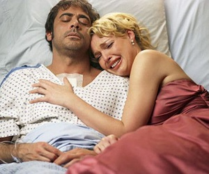 grey's anatomy and izzie stevens image