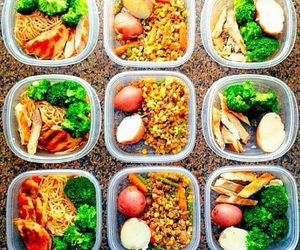 food, delicious, and fitness image