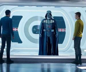 star trek, spock, and star trek into darkness image
