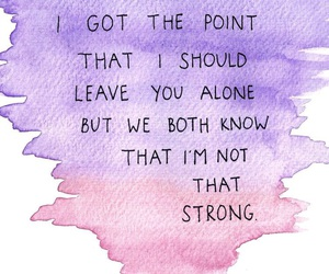 mayday parade, quote, and strong image