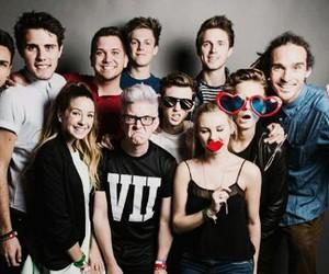 youtubers, zoella, and alfie image