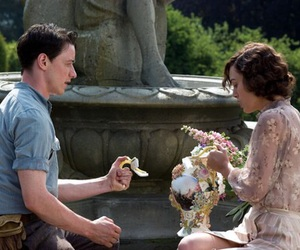 atonement, james mcavoy, and keira knightley image