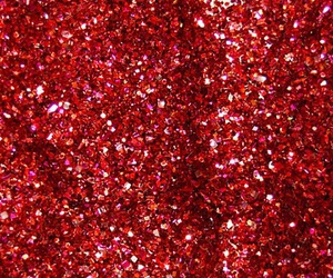 red, background, and glitter image