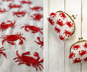 crabs and handmade image