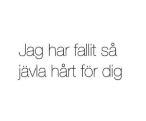 swedish, love, and sweden image