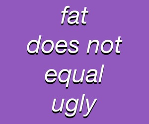 fat, ugly, and feminism image