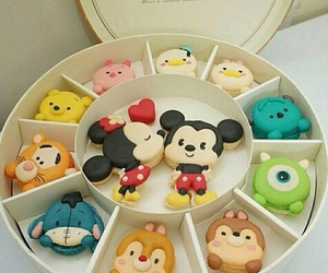 disney, food, and sweet image