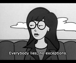Daria, lies, and everybody image