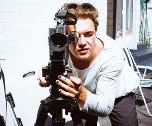 boy, camera, and cool image