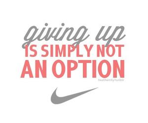 nike, quotes, and motivation image