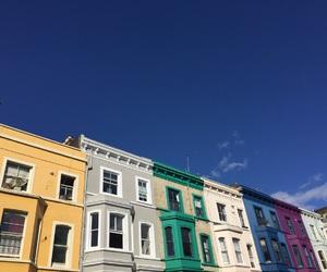 city, dreams, and london image