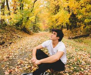 ethan dolan, dolan twins, and fall image