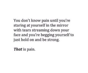 pain and quotes image