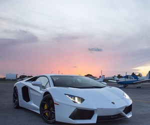 Lamborghini, luxury, and rich image