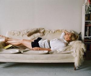 blonde, girl, and greta gerwig image